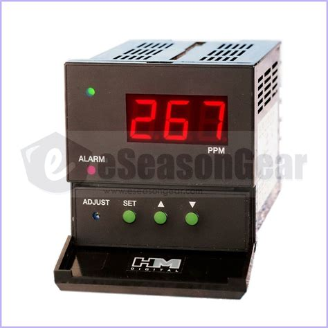 Tds Monitor by Hm Digital Tds Conductivity Monitors Controllers