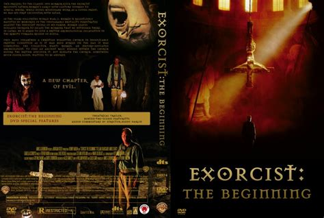 film online exorcist the beginning exorcist the beginning movie dvd custom covers