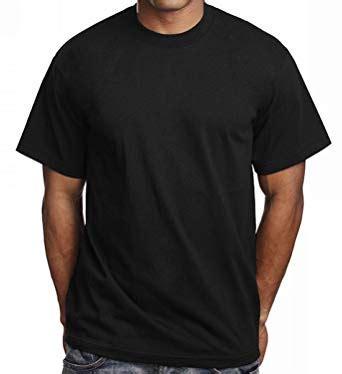 Tshirt Kaos Level 6 black blank t shirt artee shirt