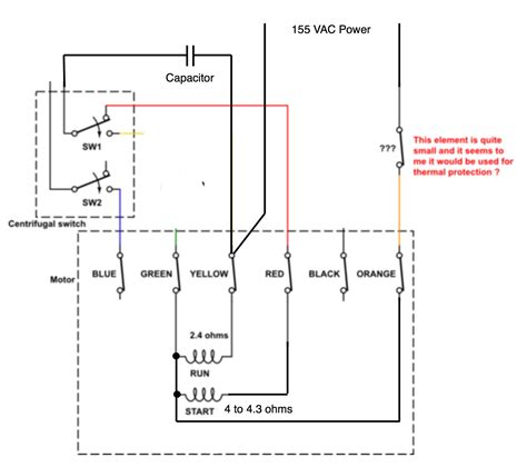motor for power kraft 220v wiring diagram wiring diagram