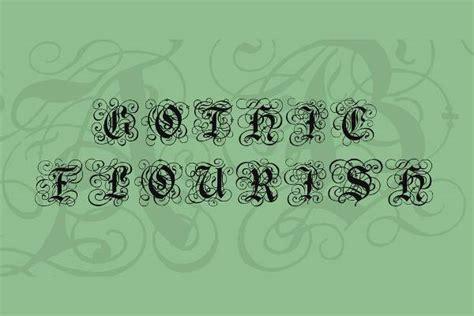 tattoo font psd 10 gothic fonts ttf otf format download design