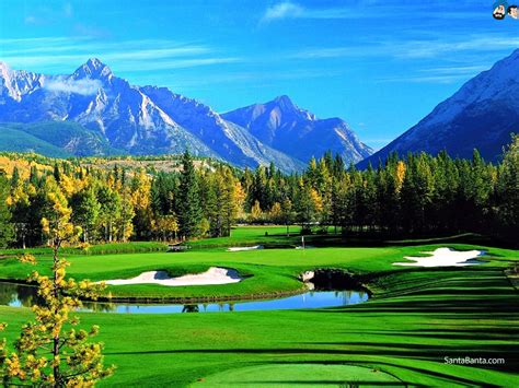 beatiful wallpaper beautiful golf course desktop wallpaper wallpapersafari
