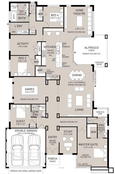 house plan layout floor plan friday the home with everything