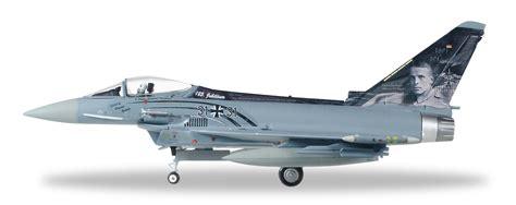 Herpa Luftwaffe Eurofighter Typhoon Taktlwg 31 400th Eurofighter 580199 herpa eurofighter typhoon taktlwg31 quot spirit of boelcke quot