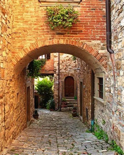 Muri In Pietra E Mattoni by Cuore D Italia Le Vecchie Con I Muri Di Pietra E