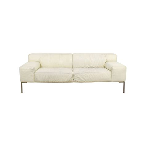 tuscan leather sofa jensen sofa mid century modern poul jensen z sectional