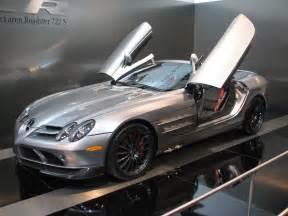 Mercedes Mclaren Mercedes Slr Mclaren 722