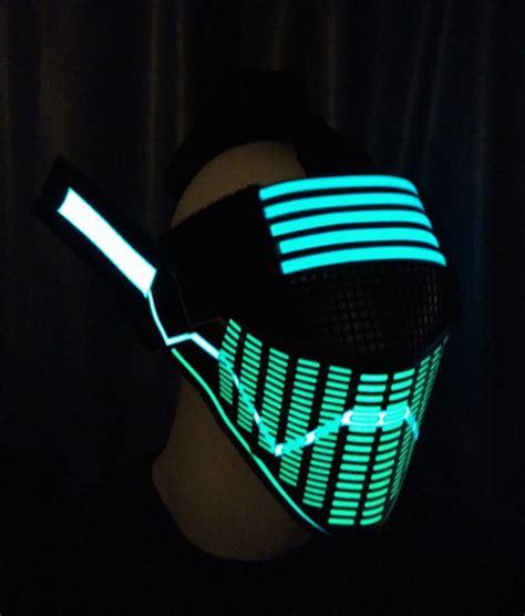 Light Up Mask by The Mask Dj Mask