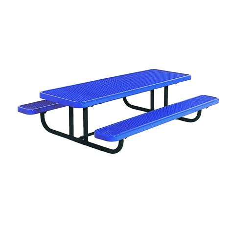 Lowes Picnic Table by Bench Work March 2015
