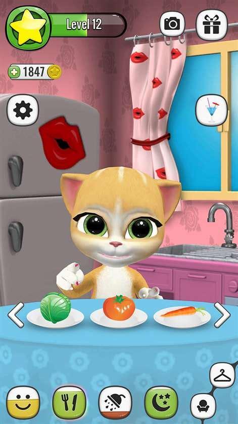 emma  cat virtual pet games  kids microsoft