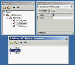 delphi virtual treeview tutorial collection properties chapter 9 writing delphi