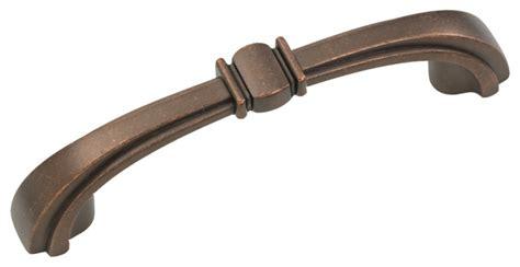 antique copper cabinet pulls chelsea 3 quot cabinet pull antique copper traditional
