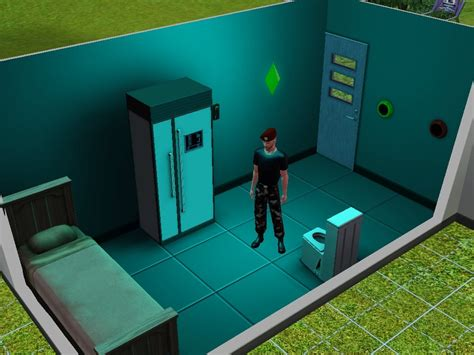 what is the room mod the sims panic room idea