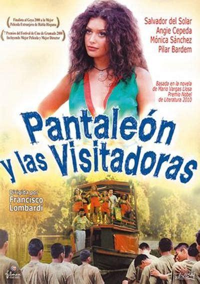 pantaleon y las visitadoras 2000 peruana mega mega descargas