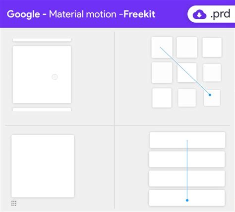 google design principles google material design motion kit for principle freebiesui