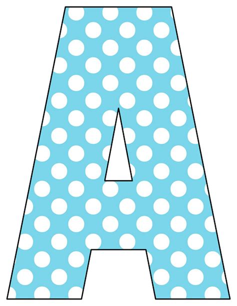 printable alphabet letters in blue printable cut out letters a z