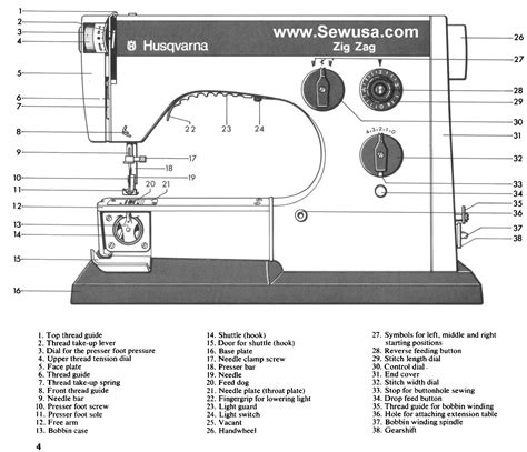 Viking 1040 1060 Instruction Manual