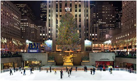 Home And Patio Decor Center Rockefeller Center Christmas Tree Wallpaper Christmas