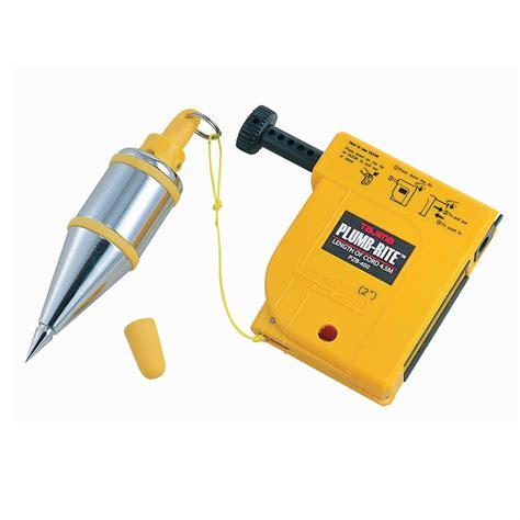 tajima tool corp plumb rite 400 plumb bob setter tools