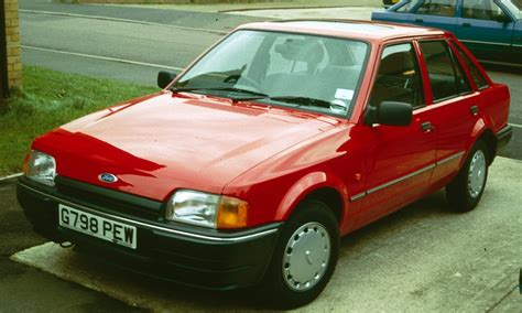 ford escorts 1990 ford overview cargurus