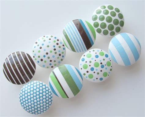 Painted Knobs by Giveaway Leila S Loft Painted Drawer Knobs