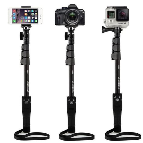 Shutter Monopod yunteng 1288 selfie sticks handheld monopod phone holder bluetooth shutter for iphone 4