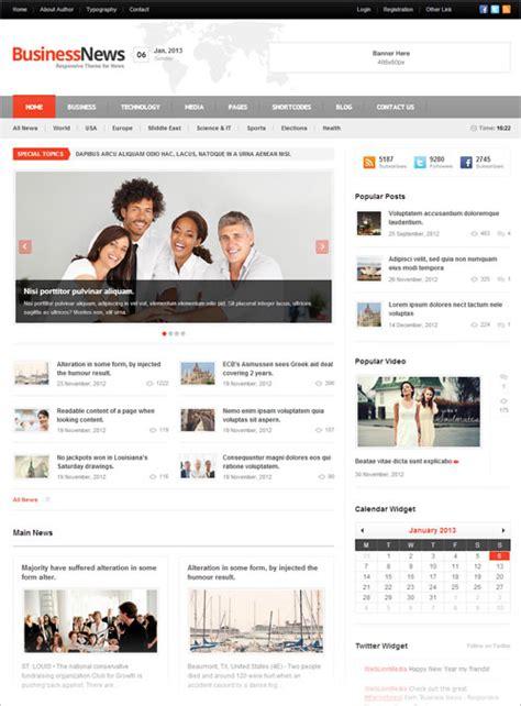 new themes in wordpress 15 new free premium responsive blog magazine wp themes