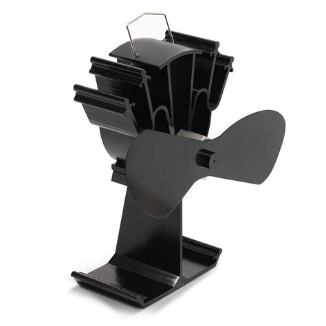 fan for wood stove top 2016 kenley heat powered eco stove top fan wood log coal