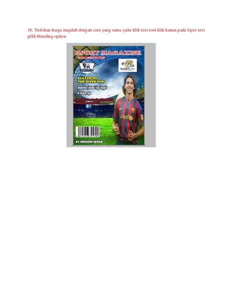 cara membuat cover majalah dengan photoshop cara membuat cover majalah dengan photoshop 22