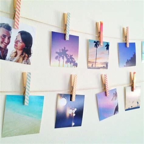 Fotos An Wand Anbringen Ohne Rahmen 6089 by Lustige Sommer Bilder Diy Wanddeko Und Ausgestellte