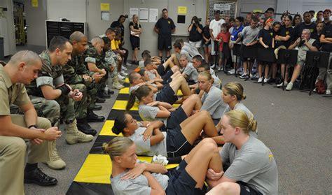 School Navy file us navy 101016 n 7361h 004 navy junior rotc students from lemon bay high school perform sit