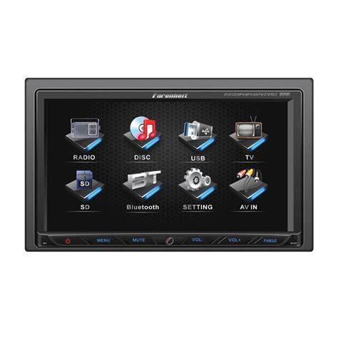 Mp3 Player Mit Touchscreen 762 by Farenheit Ti 762b 2 Din Source Unit W Motorized 7 Quot Lcd