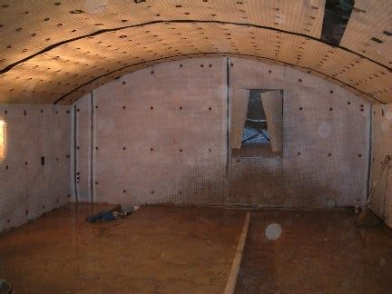 Basement Conversion with Vaulted Ceiling, Tamworth