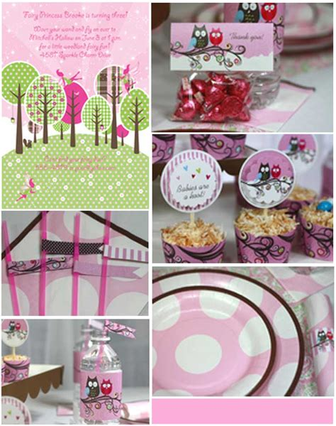 owl baby shower decoration pink owl baby shower ideas baby shower decoration ideas