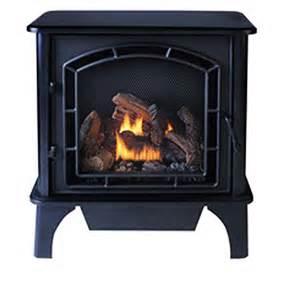 Propane Fireplaces And Stoves Shop Cedar Ridge Hearth 1 000 Sq Ft Dual Burner Vent Free