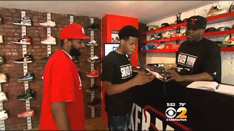 sneaker pawn shop sneaker pawn shop opens in harlem