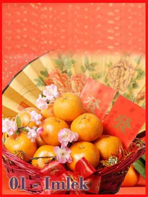 parcel buah  pohon jeruk imlek  wwwtokobungahiascom