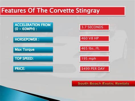 rent a corvette stingray rent a corvette stingray car in miami