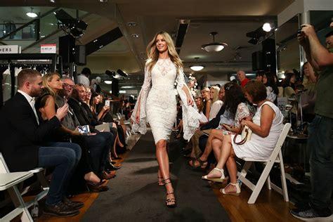 Next Launch Fashion Runway by Hawkins Photos Photos Myer Fashion Runway