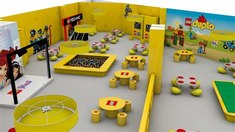 Lego Friends Valencia aqua estrena el parque infantil lego factory