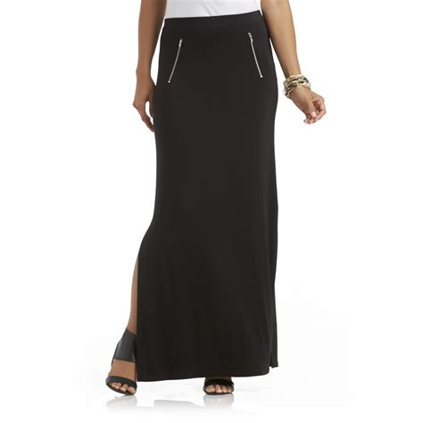 wallpapher s embellished maxi skirt at sears