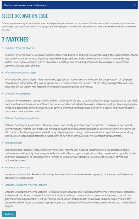 Resume Sample For Msc Zoology by Jobs Find Jobs Job Search Executive And Manager Jobs