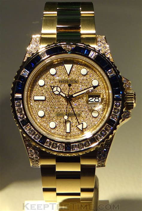 golden rolex rolex bling bling at baselworld keepthetime watch blog