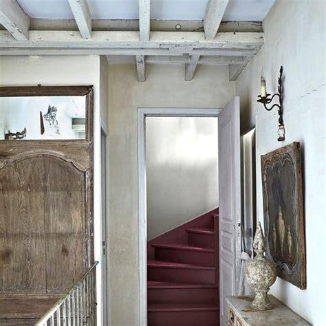 Couleur Couloir Escalier by Peinture Couloir Id 233 Es De Couleurs C 244 T 233 Maison