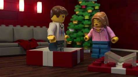 lego 174 holiday story the gift