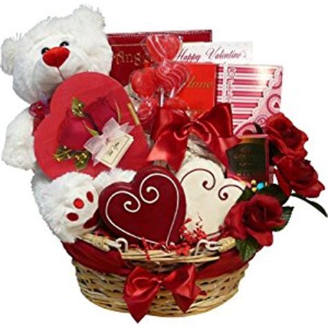 of appreciation gift baskets valentines