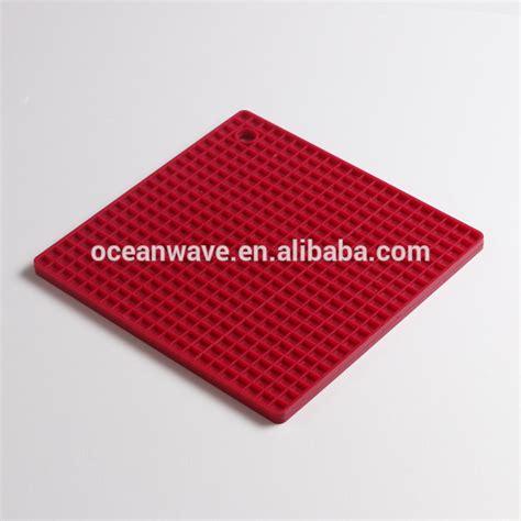 Non Slip Silicone Mat by 100 Silicone Mat Non Slip Silicone Rubber Pad Trivet For
