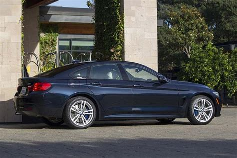 2016 bmw 4 series gran coupe new car review autotrader
