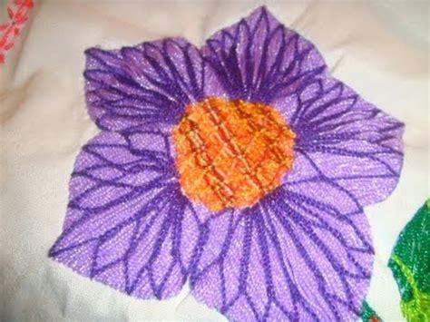 imagenes de bordados de la abuela martita puntadas para bordar servilletas la abuela marthita