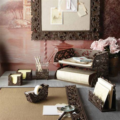 decorative home office accessories rustic eclectic home decor eclectic desk accessories